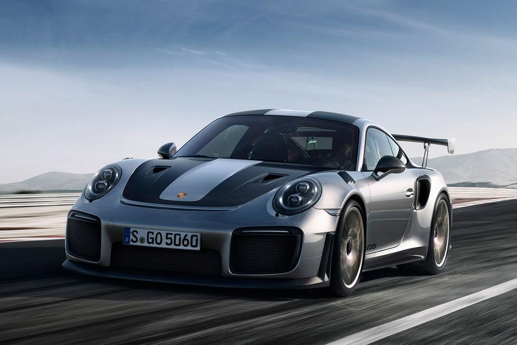 Новый Porsche 911 GT2 RS