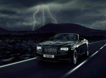 Rolls-Royce Dawn Black Badge фото