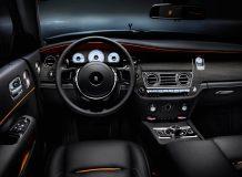 Фото салона Rolls-Royce Dawn Black Badge