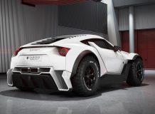 Zarooq SandRacer 500 GT фото