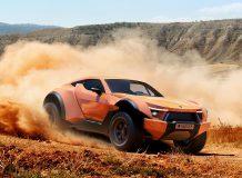 Фото Zarooq Sand Racer GT500