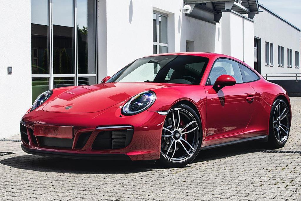 Porsche 911 (991.2) GTS от ателье TechArt