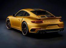 Фото Porsche 911 Turbo S Exclusive Series