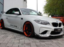 Обвес на BMW M2 от ателье VOS фото