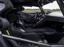 Фото салона Aston Martin Vulcan AMR Pro