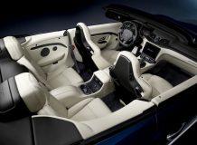 Интерьер Maserati GranCabrio