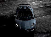 Фото тюнинг Aventador SV Roadster от Novitec Torado