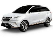 Daihatsu DN Multisix Concept фото
