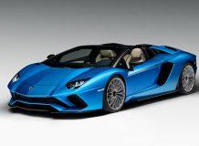 Фото нового Lamborghini Aventador S Roadster