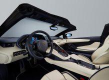 Салон Lamborghini Aventador S Roadster