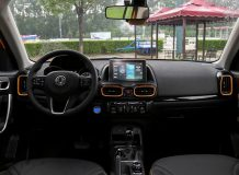 Фото салона Dongfeng Fengshen AX4
