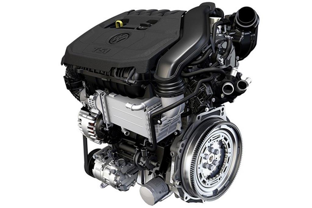 1,5-литровый мотор TSI