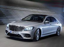 Фото нового Mercedes-Benz S 560 e