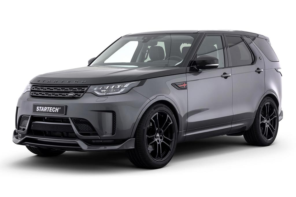 Land Rover Discovery 5 от Startech