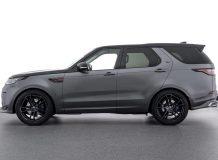 Тюнинг Land Rover Discovery 5 от Startech фото