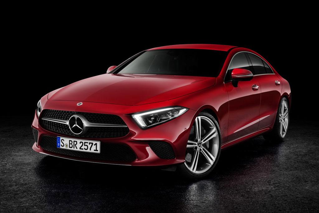 Mercedes-Benz CLS-Class 2018