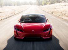 Новая модель Тесла Родстер 2019 года