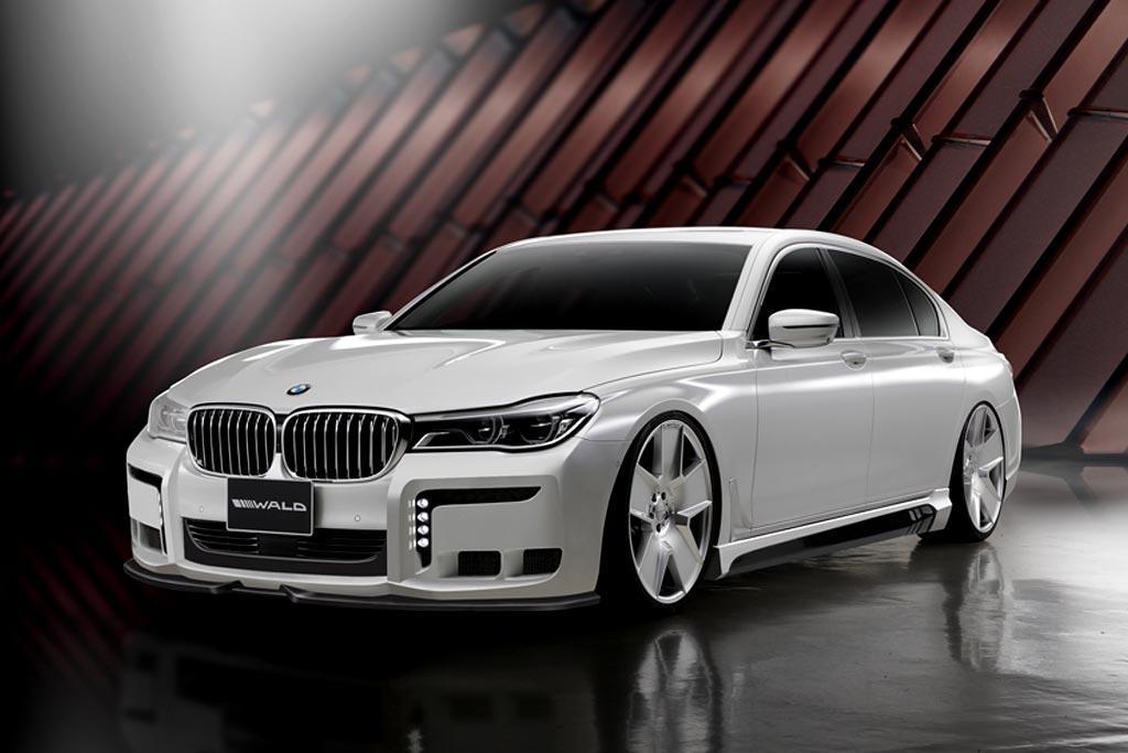 BMW 7-серии Black Bison