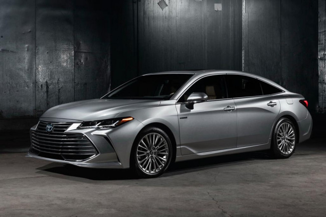 Новая Toyota Avalon 2018