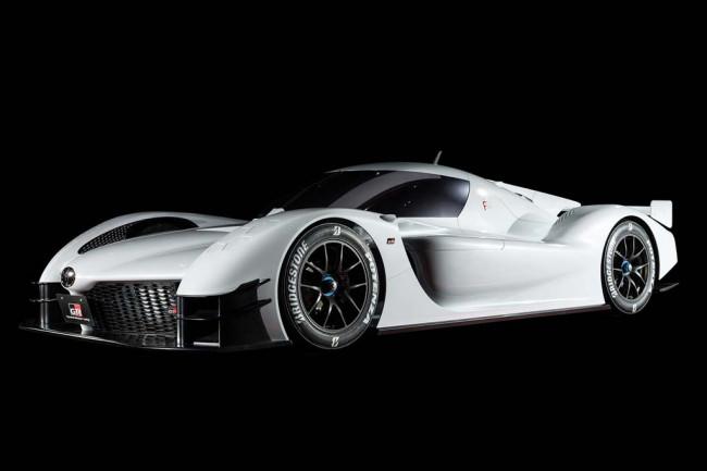 Toyota GR Super Sport Concept