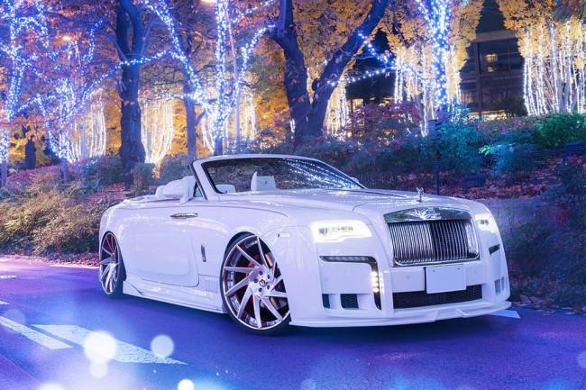 Rolls-Royce Dawn от Wald