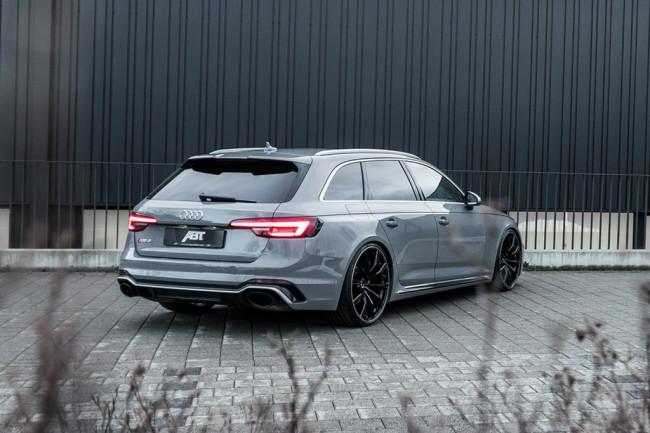 Audi RS4 Avant от ABT