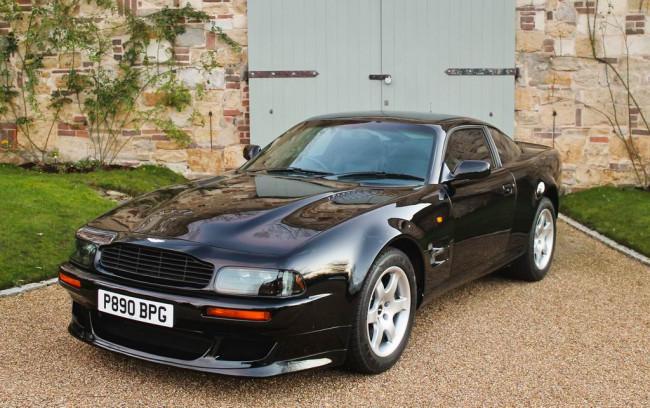 Aston Martin Vantage Элтона Джона