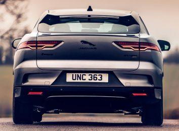Jaguar I-Pace [year]