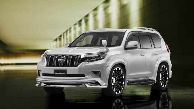 Land Cruiser Prado от Wald