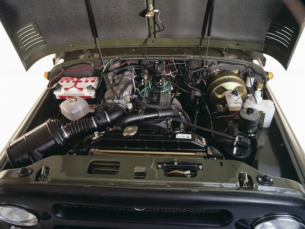 Двигатель Хантера
