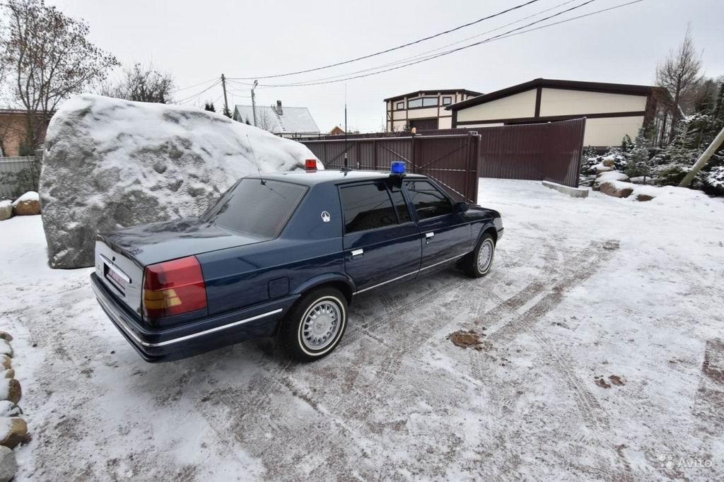 Служебный Москвич-2142 Иван Калита продают за 8 млн рублей
