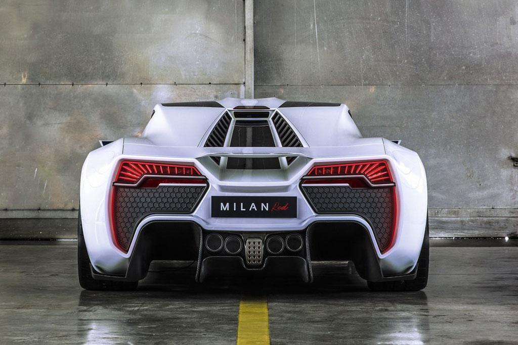 Milan Red
