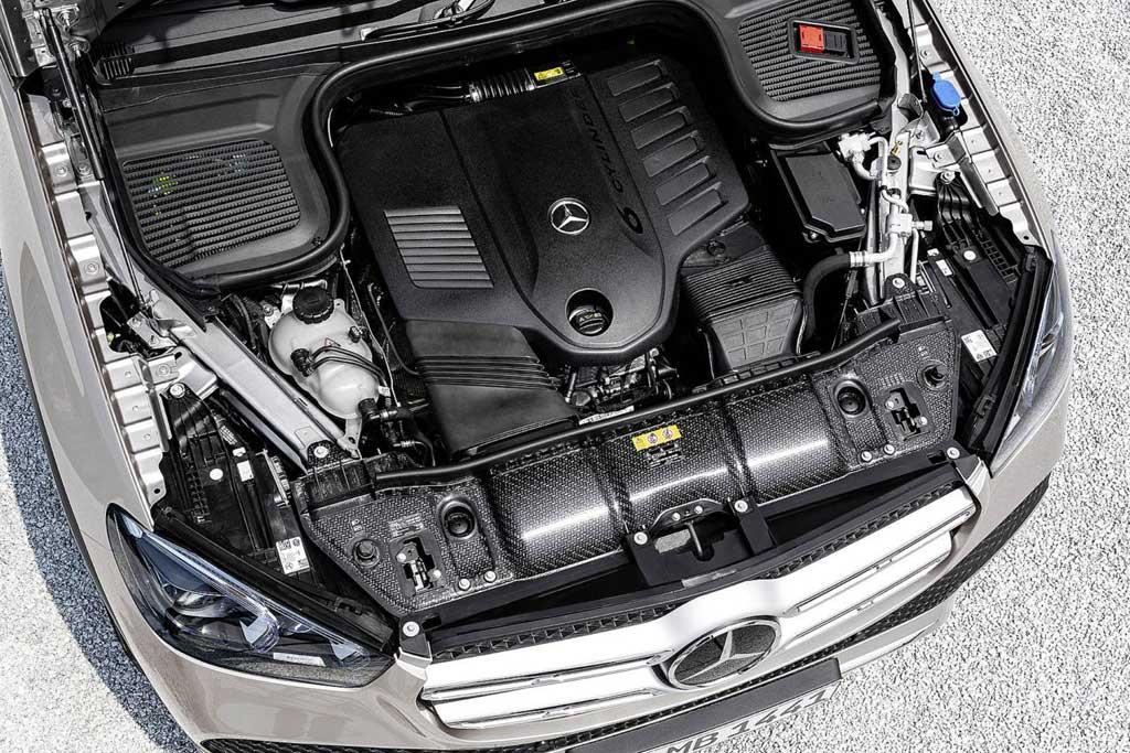 Mercedes GLE 2021