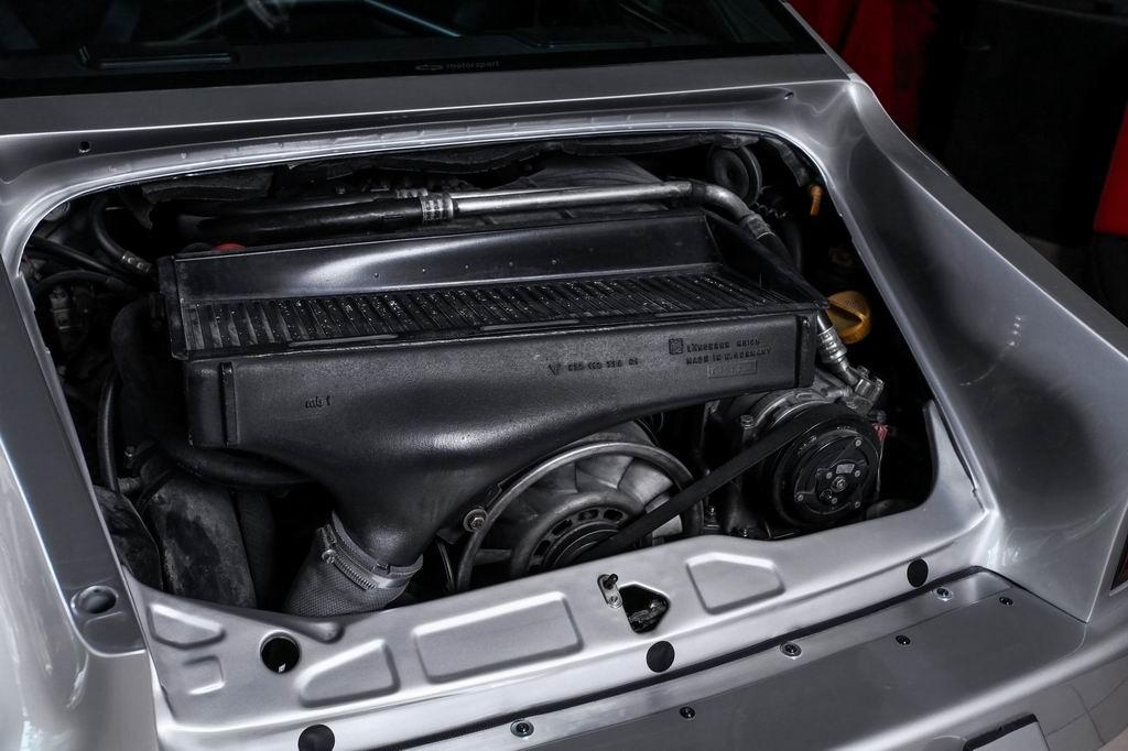 Двигатель Porsche 911 Turbo (965)