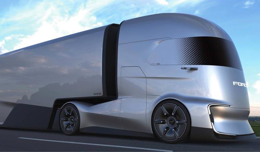 Ford F-Vision Future Track
