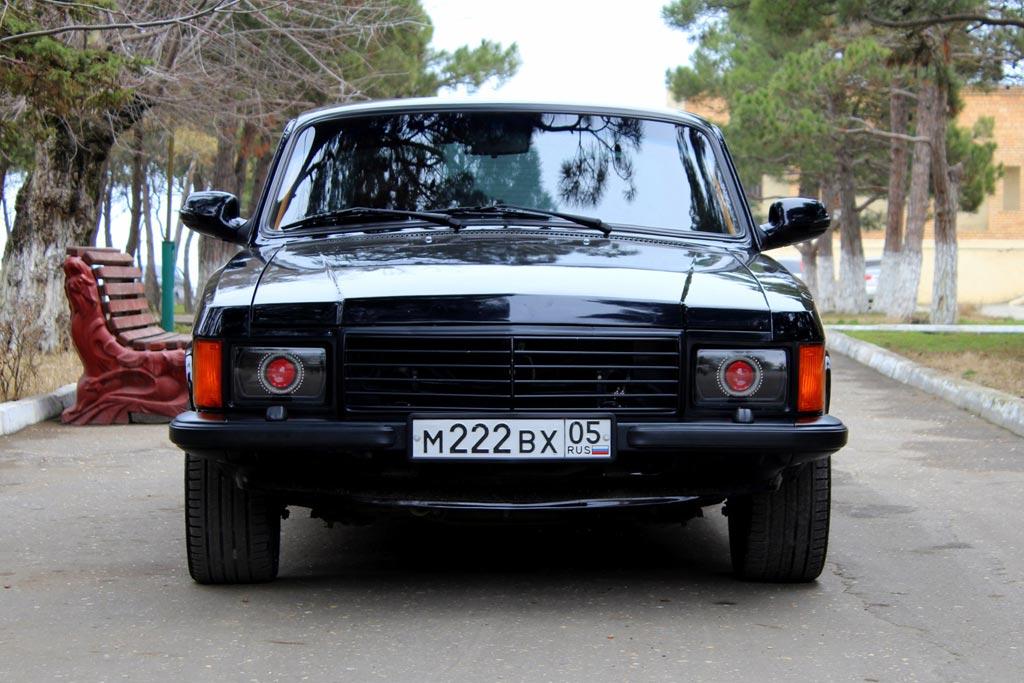 ГАЗ 31 La Bomba