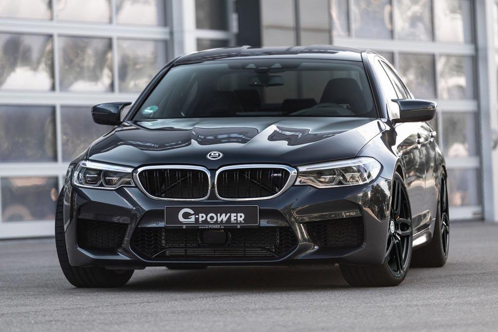 BMW M5 F90 от G-Power