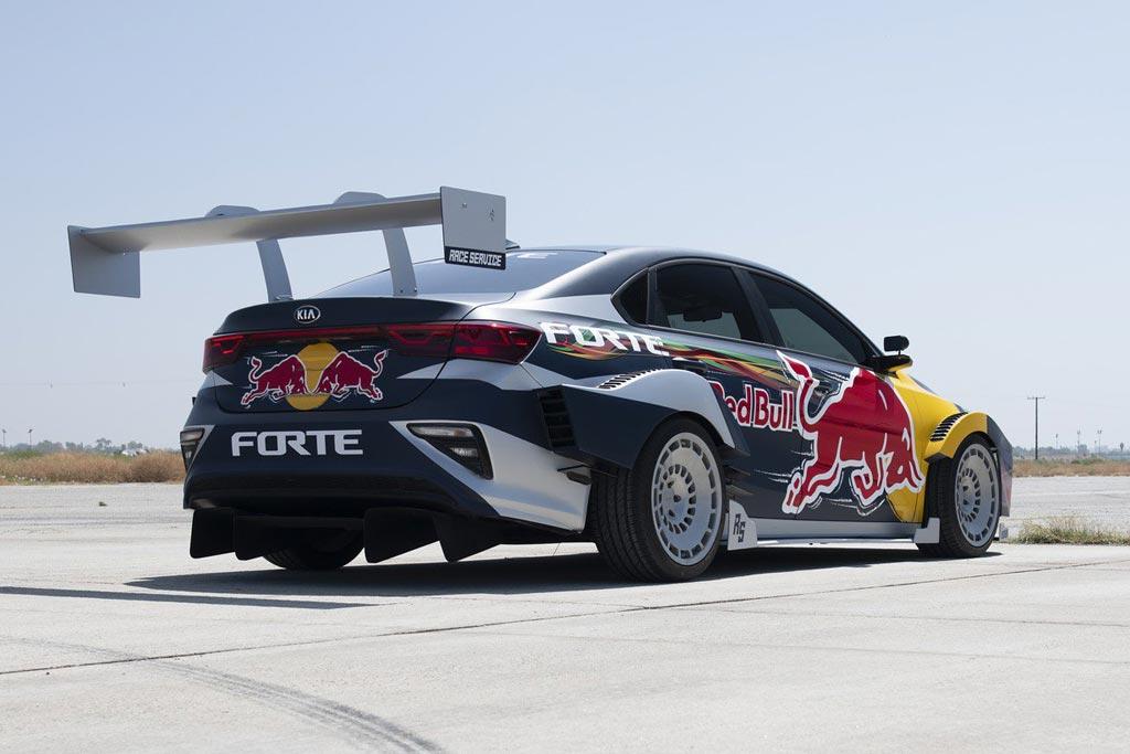 Kia Forte Drift Car
