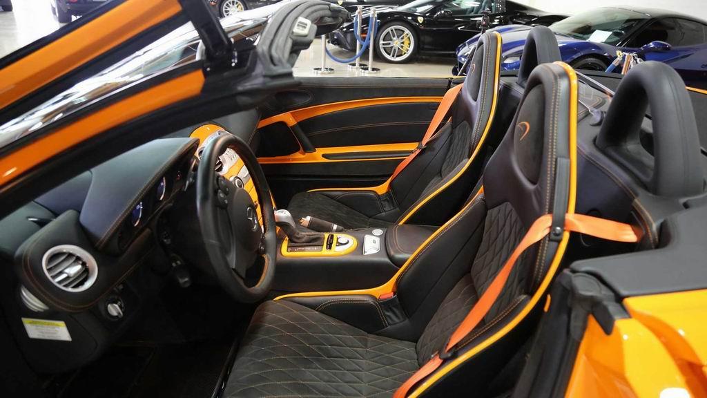 722S Roadster McLaren Edition