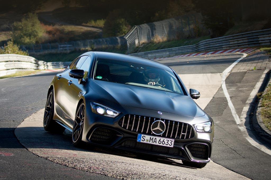 Mercedes-AMG GT 63 S 4-door Coupe