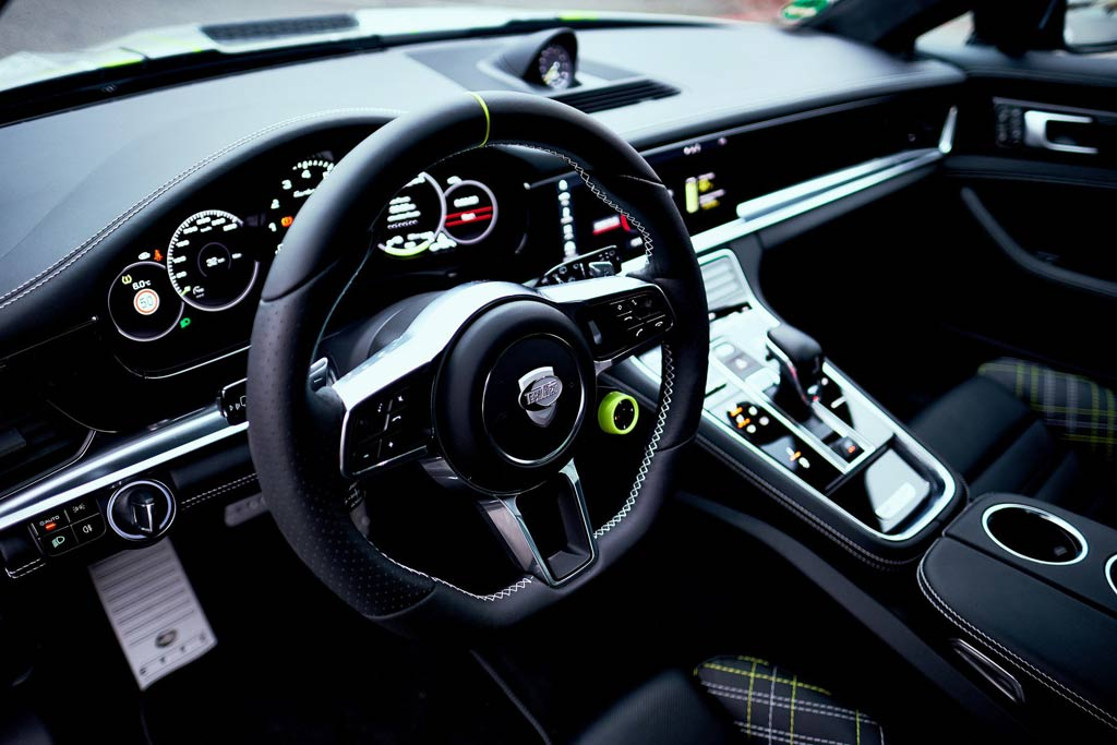 TechArt Panamera Turbo S E-Hybrid