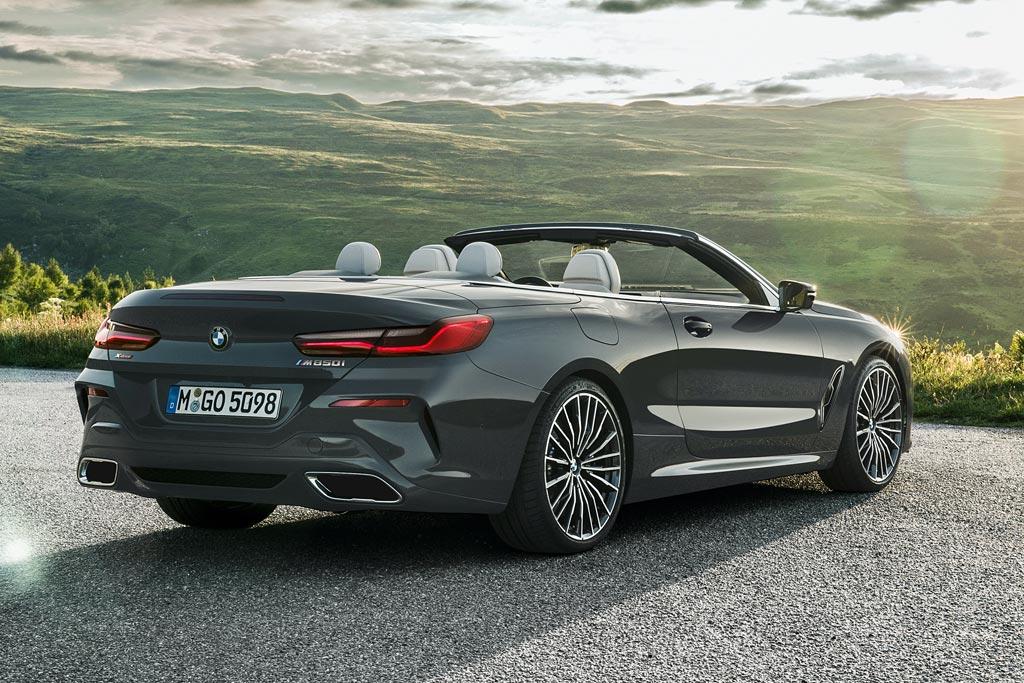 BMW 8-серии кабриолет G14