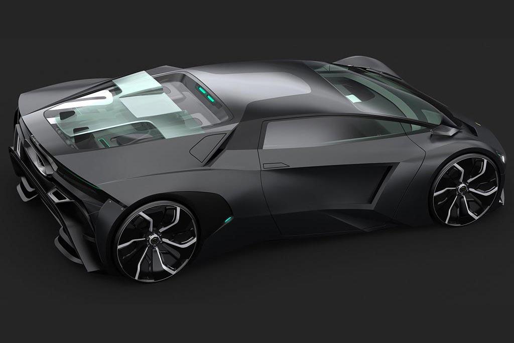 Lamborghini Vega
