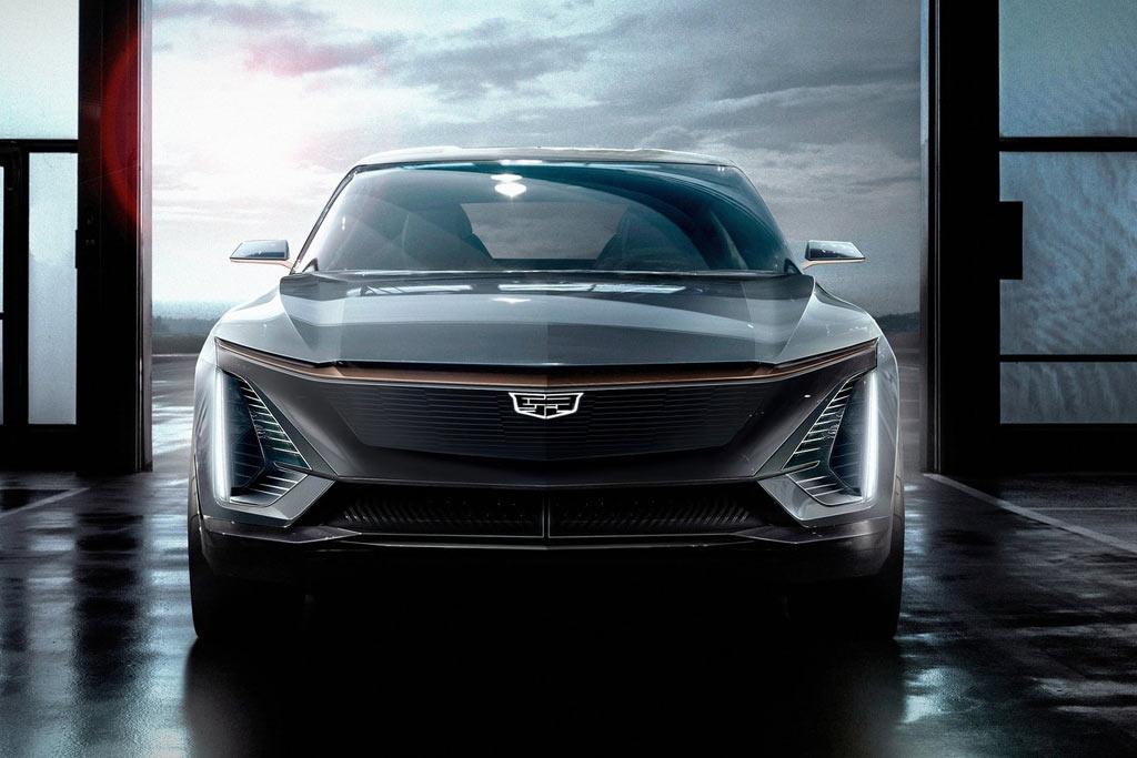 Cadillac EV Concept