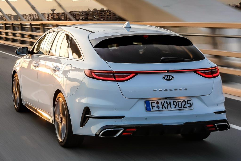 KIA Proceed GT 2020