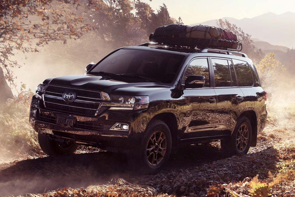 Toyota Land Cruiser Hertiage
