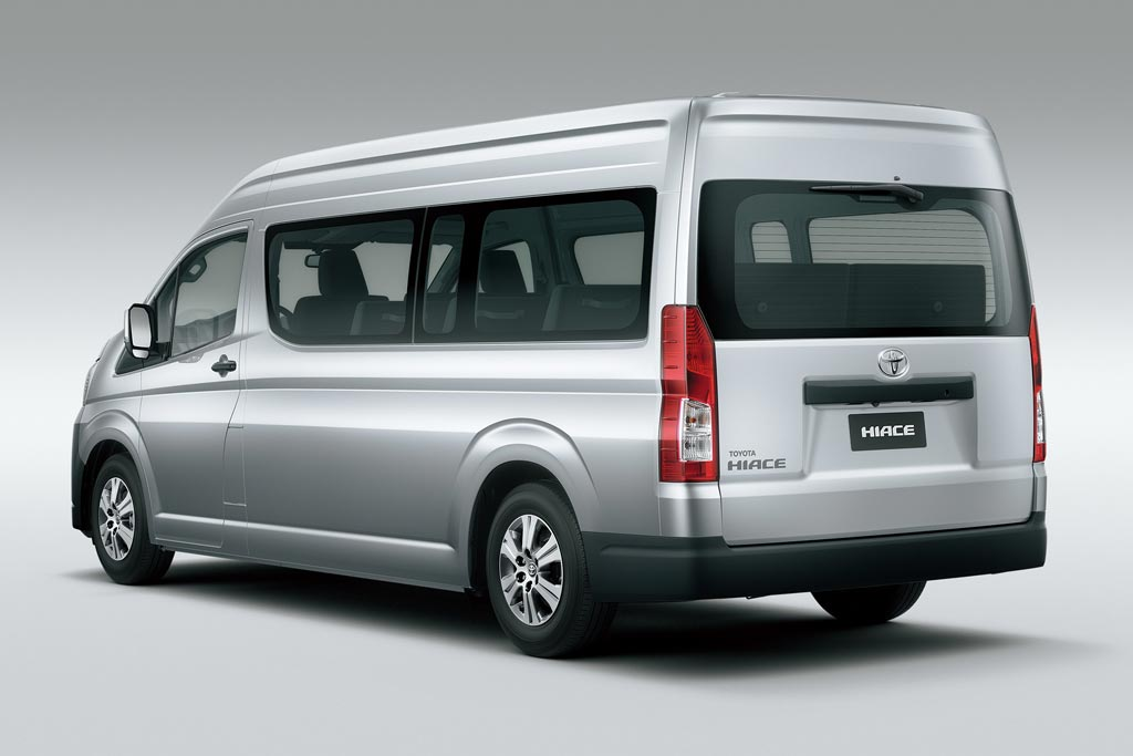 Toyota Hiace 2021 года