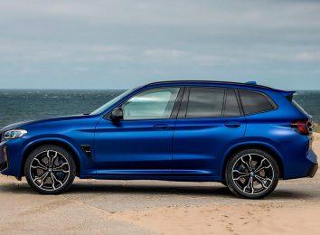 BMW X3 M [year]