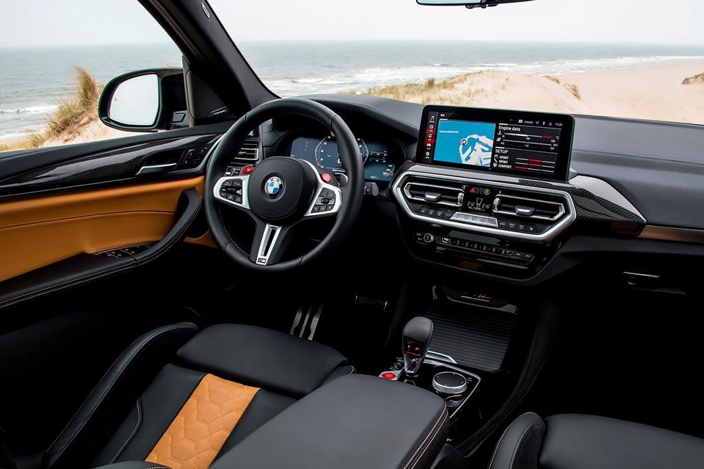 BMW X3 M 2021