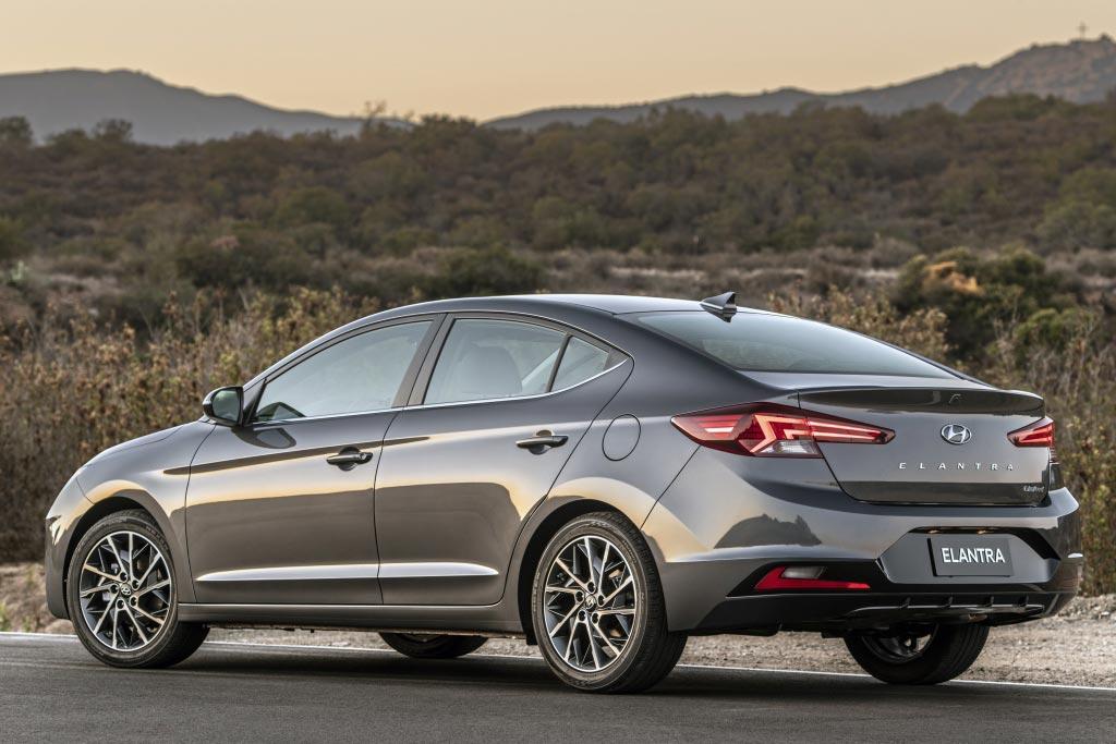 Новый кузов Hyundai Elantra 2020